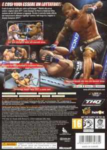 Videogioco UFC Undisputed 2009 Classic Xbox 360 1