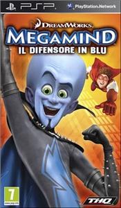 Videogioco Megamind: il difensore in blu Sony PSP 0