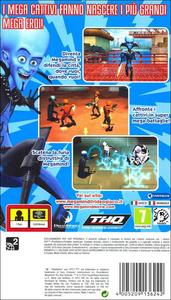 Videogioco Megamind: il difensore in blu Sony PSP 1