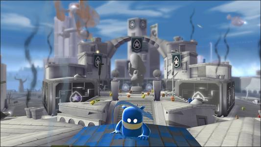 Videogioco de Blob 2: The Underground Xbox 360 2