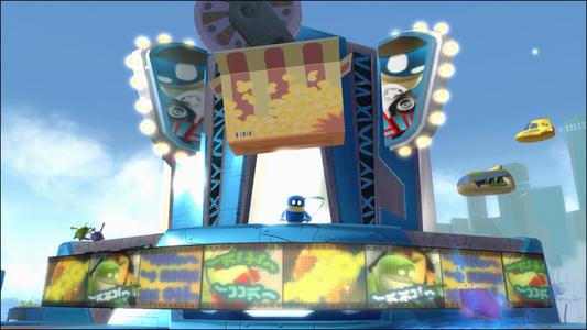 Videogioco de Blob 2: The Underground Xbox 360 4