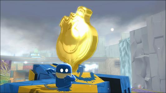 Videogioco de Blob 2: The Underground Xbox 360 6