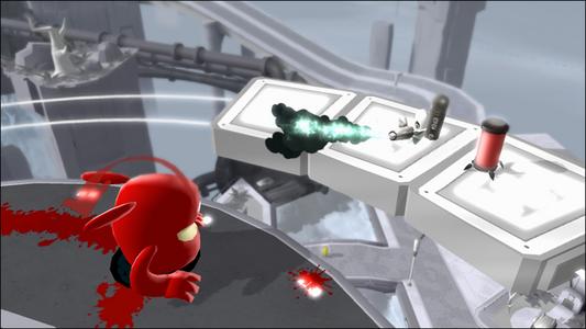 Videogioco de Blob 2: The Underground Xbox 360 7