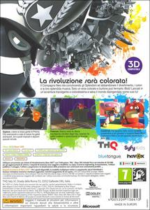 Videogioco de Blob 2: The Underground Xbox 360 10