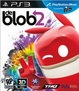 Videogioco de Blob 2: The Underground PlayStation3 0