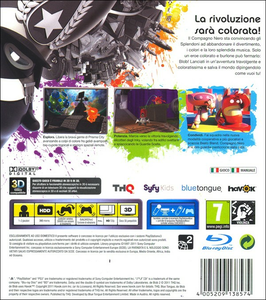 Videogioco de Blob 2: The Underground PlayStation3 10