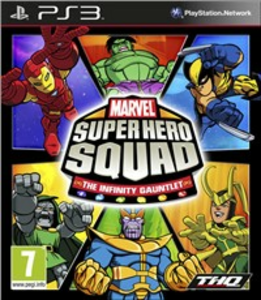 Videogioco Marvel Super Hero Squad: The Infinity Gauntlet PlayStation3 0