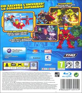 Videogioco Marvel Super Hero Squad: The Infinity Gauntlet PlayStation3 1