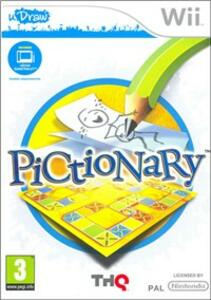 Pictionary - uDraw - WII