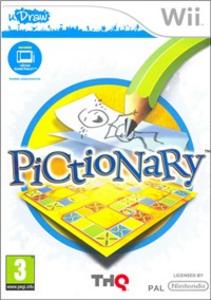 Videogioco Pictionary Nintendo WII 0