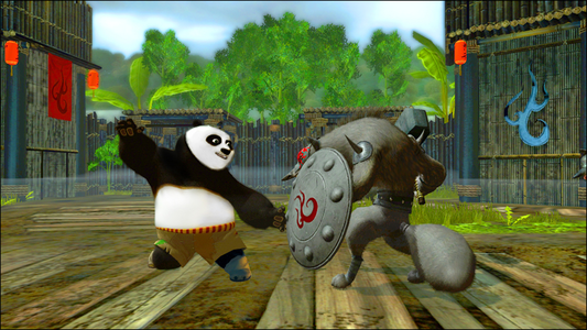 Videogioco Kung Fu Panda 2 PlayStation3 3