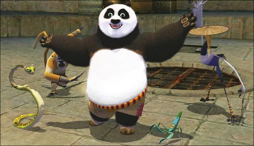 Videogioco Kung Fu Panda 2 PlayStation3 4