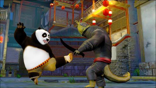 Kung Fu Panda 2 - 8