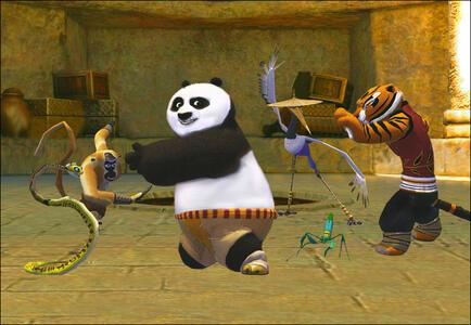 Kung Fu Panda 2 - 9