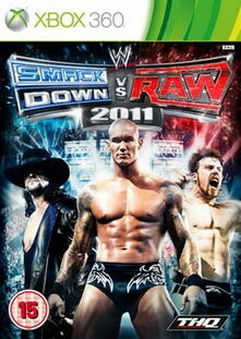 WWE Smackdown vs Raw 2011 Classic