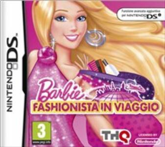 Barbie Fashionista in Viaggio