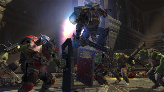 Videogioco Warhammer 40,000 Space Marine Pre Order PlayStation3 2