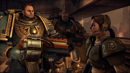 Warhammer 40,000 Space Marine Pre Order - 5