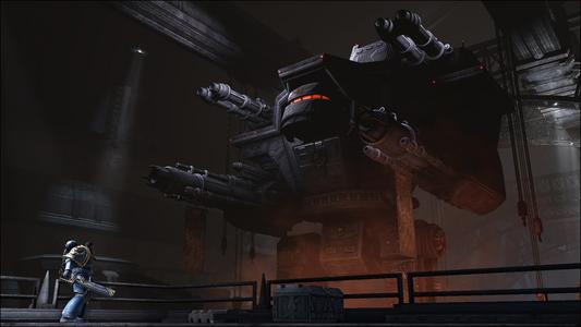 Videogioco Warhammer 40,000 Space Marine Pre Order PlayStation3 4