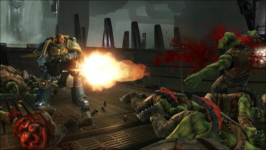 Warhammer 40,000 Space Marine Pre Order - 11