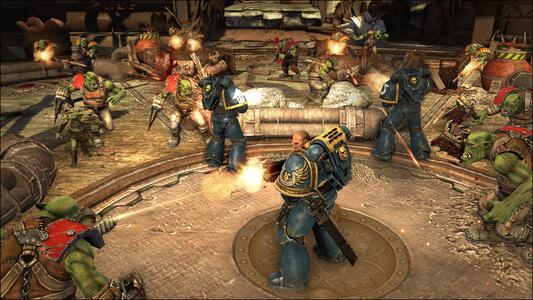 Warhammer 40,000 Space Marine Pre Order - 10