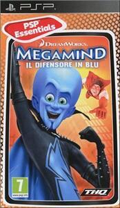Essentials Megamind: il difensore in blu