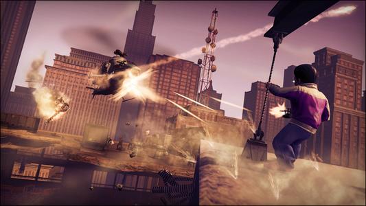 Videogioco Saints Row: The Third PlayStation3 6