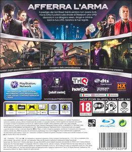 Videogioco Saints Row: The Third PlayStation3 10