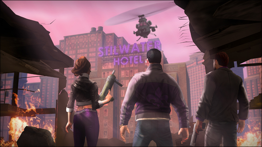 Videogioco Saints Row: The Third Personal Computer 3