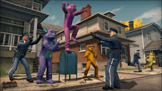 Videogioco Saints Row: The Third Personal Computer 4
