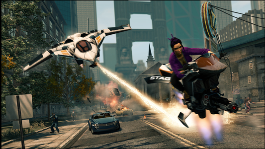 Videogioco Saints Row: The Third Personal Computer 6