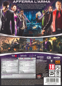 Videogioco Saints Row: The Third Personal Computer 10