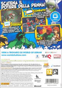 Videogioco Marvel Super Hero Squad: Comic Combat - uDraw Xbox 360 1