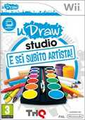Videogiochi Nintendo WII uDraw Studio: E sei subito artista!