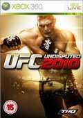 Videogiochi Xbox 360 UFC Undisputed 2010 Classics