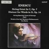 CD Ottetto X Archi Op.7, Dixtuor X Fiati Op.14 George Enescu