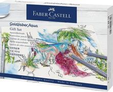 Matite colorate acquerellabili Faber-Castell Aqua. Gift Set