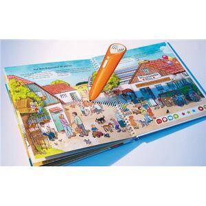 Giocattolo Set completo lettore digitale + libro interattivo Ravensburger 1