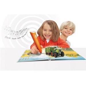 Giocattolo Set completo lettore digitale + libro interattivo Ravensburger 2