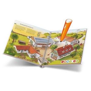 Giocattolo Set completo lettore digitale + libro interattivo Ravensburger 3