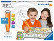 Tiptoi. Starter-Set: Stift und Zahlen-Buch