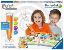 Tiptoi. Starter-Set: Stift und Wörter-Bilderbuch