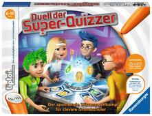 Tiptoi. Duell der Super-Quizzer