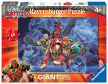 Gormiti B Ravensburger Puzzle 60 pz Giant