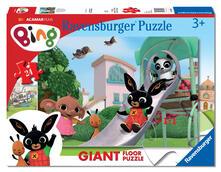 Bing Ravensburger Puzzle 24 giant Pavimento