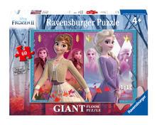 Puzzle 60 pz Giant. Frozen 2 A