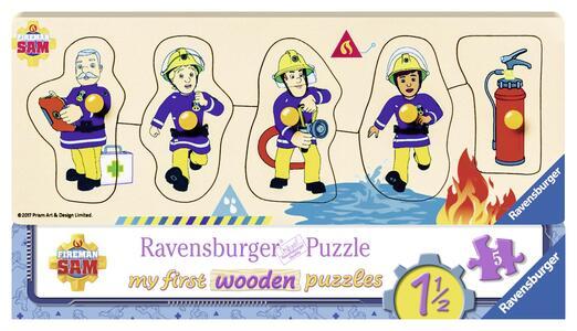 Sam e i suoi amici My first wooden puzzle Ravensburger (03237)