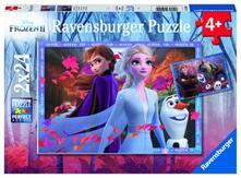 Puzzle 2x24 pz. Frozen 2