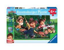 Puzzle 2X24 Pz. Moncchichi. Ravensburger (05021 5)