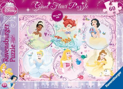 Giocattolo Puzzle Princess Ravensburger 0